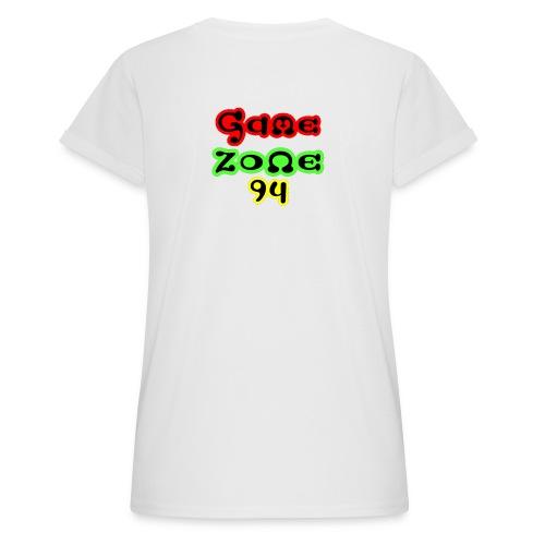 Tasse - Frauen Oversize T-Shirt