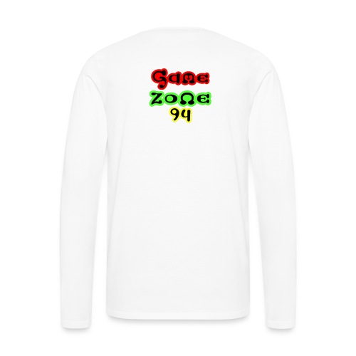 Tasse - Männer Premium Langarmshirt