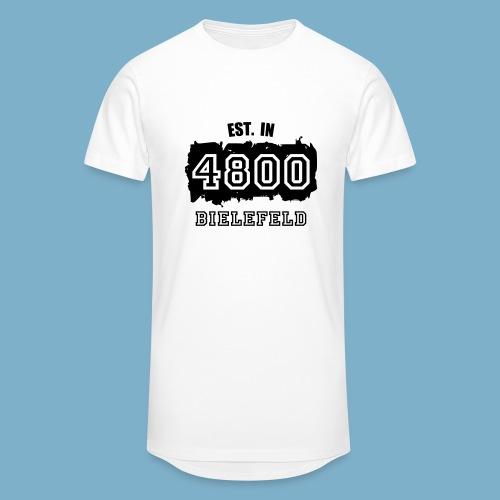 City Motive Bielefeld 4800 - Männer Urban Longshirt