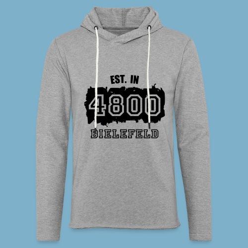 City Motive Bielefeld 4800 - Leichtes Kapuzensweatshirt Unisex