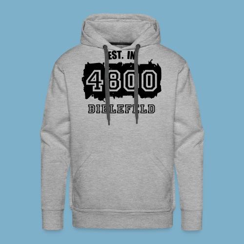 City Motive Bielefeld 4800 - Männer Premium Hoodie