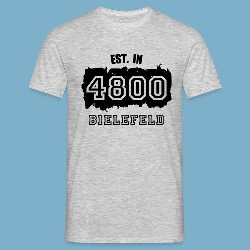 City Motive Bielefeld 4800 - Männer T-Shirt