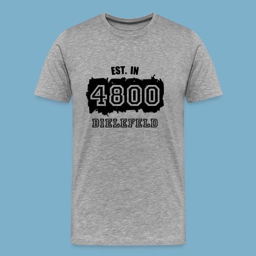 City Motive Bielefeld 4800 - Männer Premium T-Shirt