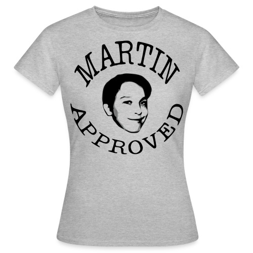 Seal Of Approval Womens T-shirt - T-shirt dam