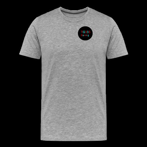 TG333 Gaming T-Shirt - Men's Premium T-Shirt