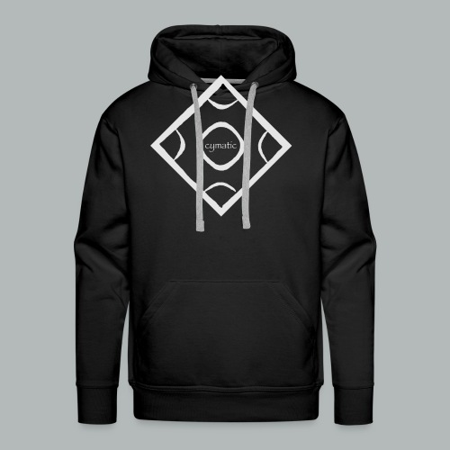 Cymatic Slim-Fit Shirt - Männer Premium Hoodie