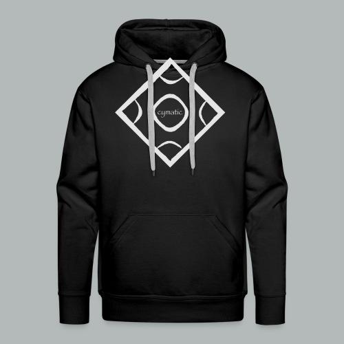 Cymatic Slim-Fit Shirt - Männer Premium Hoodie