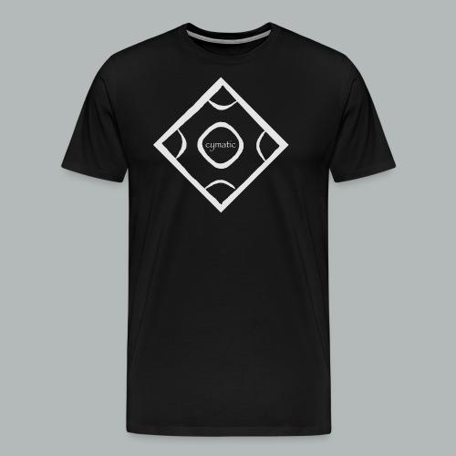 Cymatic Slim-Fit Shirt - Männer Premium T-Shirt