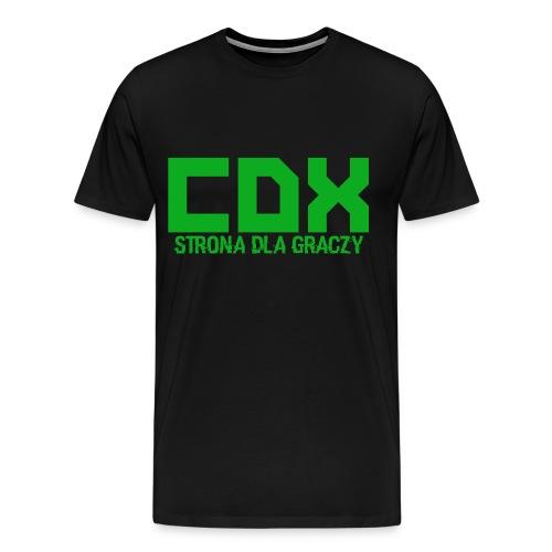 Koszulka męska CDX v1 - Koszulka męska Premium