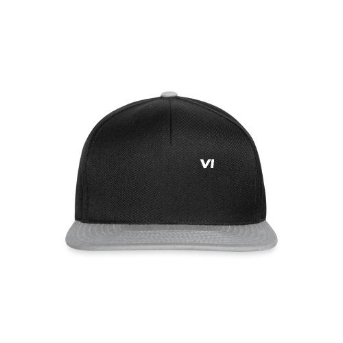 Visionary All Black T-Shirt - Snapback Cap