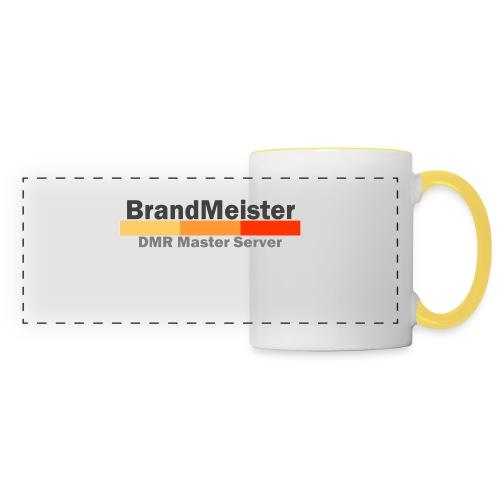 Tasse mit Logo Front - Panoramatasse
