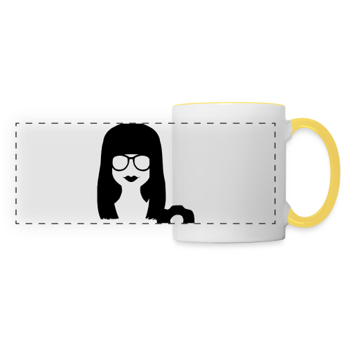 Picture That iPhone 474s Hard Case - Panoramic Mug