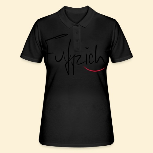 Trags mit stolz :-) - Frauen Polo Shirt
