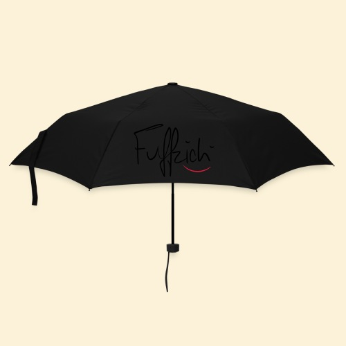 Trags mit stolz :-) - Regenschirm (klein)