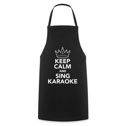 Keep Calm Tea Mug - Cooking Apron