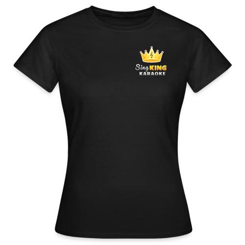 Keep Calm Tea Mug - Women's T-Shirt