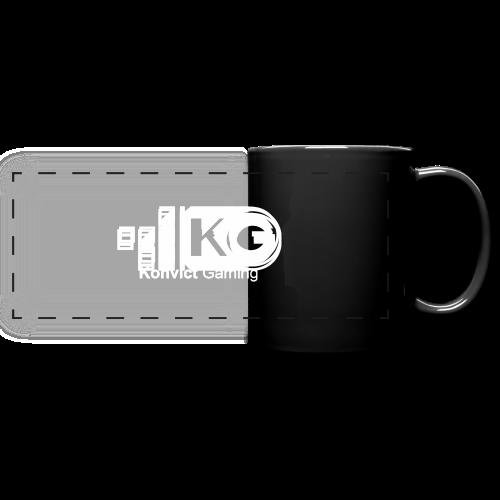 Konvict Gaming Mug - Full Color Panoramic Mug