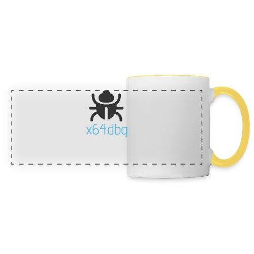 x64dbg - Panoramic Mug