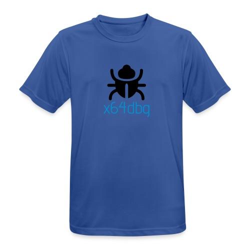 x64dbg - Men's Breathable T-Shirt