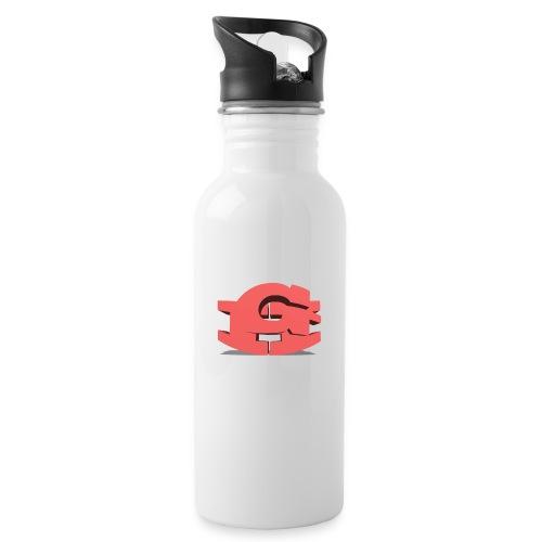 HeroGamersDK Logo Second Cup - Drikkeflaske
