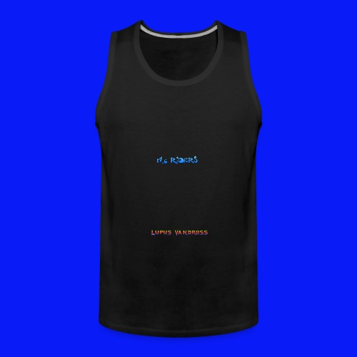 SnapBack Riders - Men's Premium Tank Top