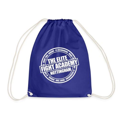 Blue Mug - Drawstring Bag