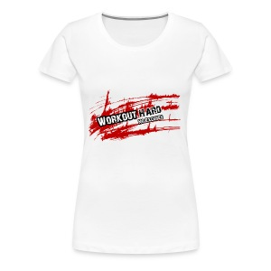 Sex, weights, proteinshakes - Frauen Premium T-Shirt