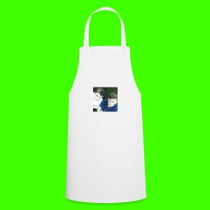 Steven & Andy Badge - Cooking Apron