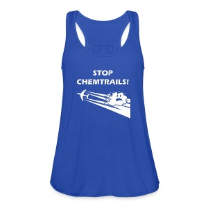 Stop chemtrails  - Women's Tank Top by Bella