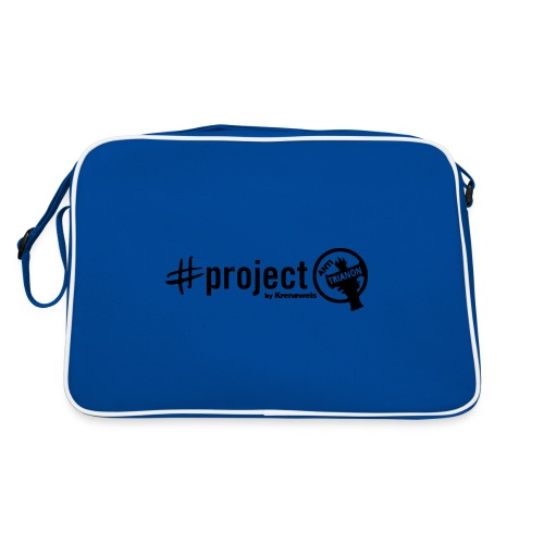 ProjectAT - Full Colour Mug - Retro Bag
