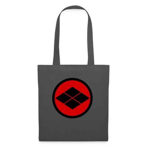 Takeda kamon Japanese samurai clan round - Tote Bag