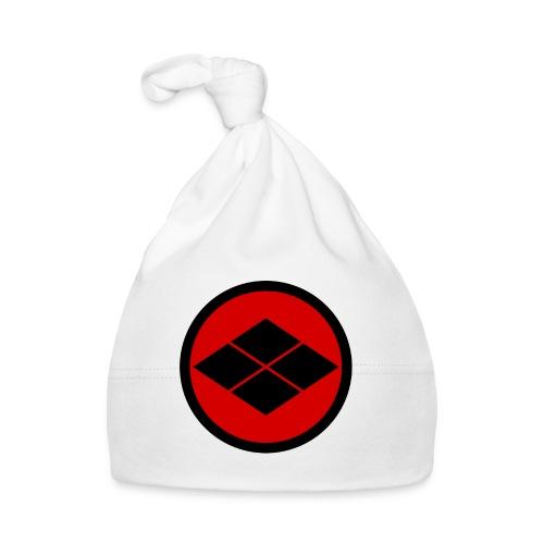 Takeda kamon Japanese samurai clan round - Baby Cap
