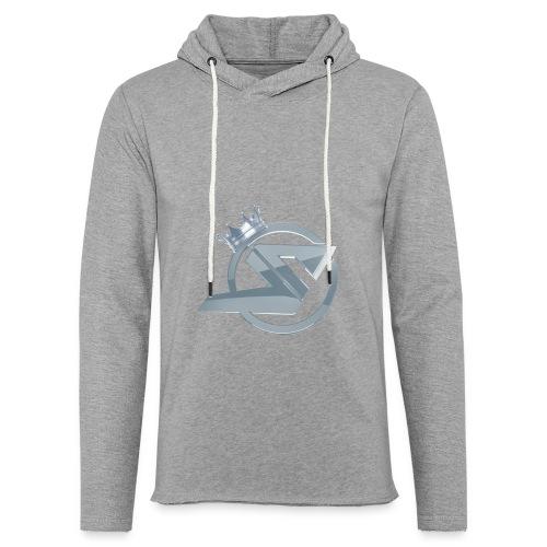 Hoodie SkillsUnited Silver - Leichtes Kapuzensweatshirt Unisex