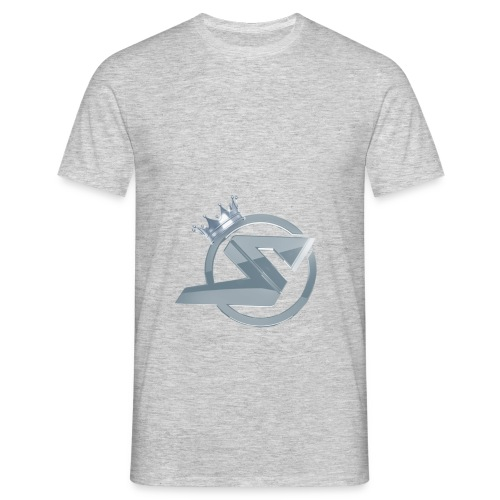 Hoodie SkillsUnited Silver - Männer T-Shirt