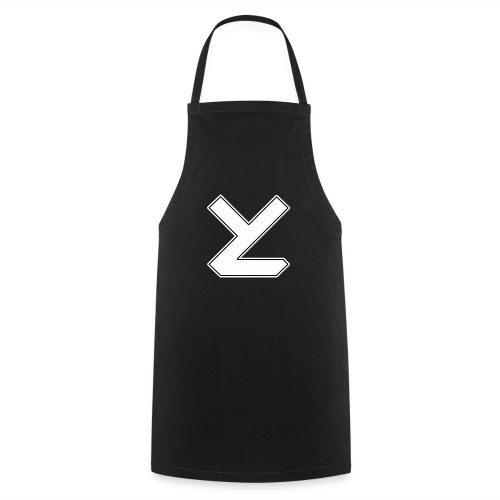 Years Later T-Shirt mit Logo male - Kochschürze