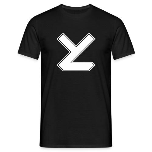 Years Later T-Shirt mit Logo male - Männer T-Shirt