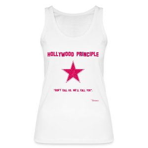 Hollywood Principle - Women's Organic Tank Top by Stanley & Stella