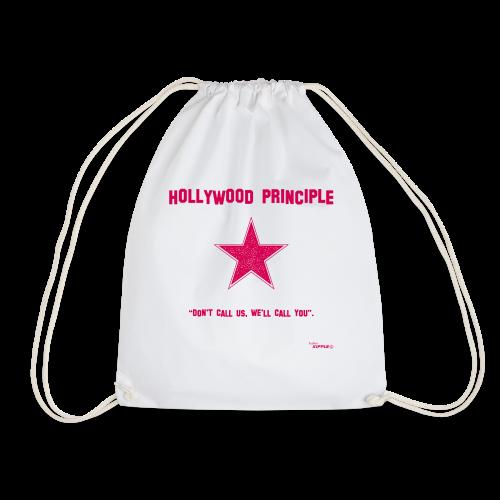 Hollywood Principle - Drawstring Bag