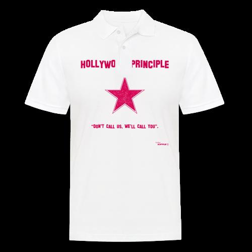 Hollywood Principle - Men's Polo Shirt