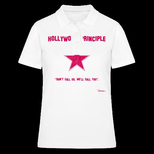 Hollywood Principle - Women's Polo Shirt