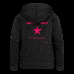 Hollywood Principle - Women's Premium Hooded Jacket