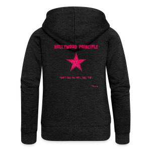 Hollywood Principle - Women's Premium Hooded Jacket