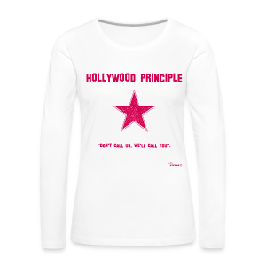 Hollywood Principle - Women's Premium Longsleeve Shirt