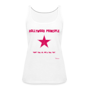 Hollywood Principle - Women's Premium Tank Top