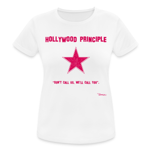 Hollywood Principle - Women's Breathable T-Shirt