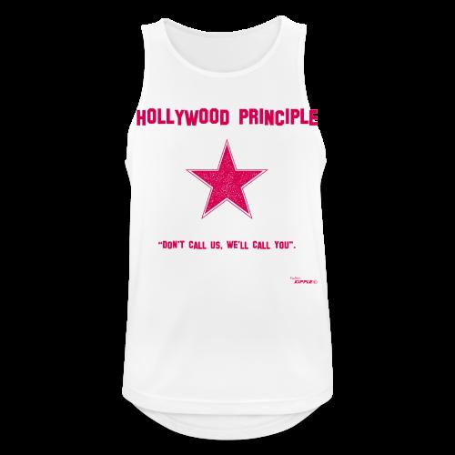 Hollywood Principle - Men's Breathable Tank Top