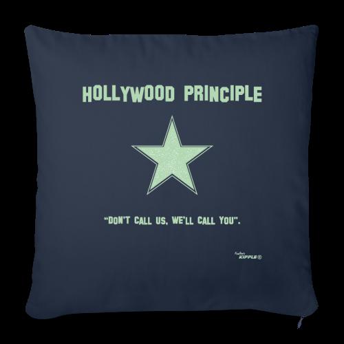 Hollywood Principle - Sofa pillow cover 44 x 44 cm