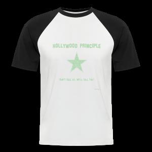 Hollywood Principle - Men's Baseball T-Shirt