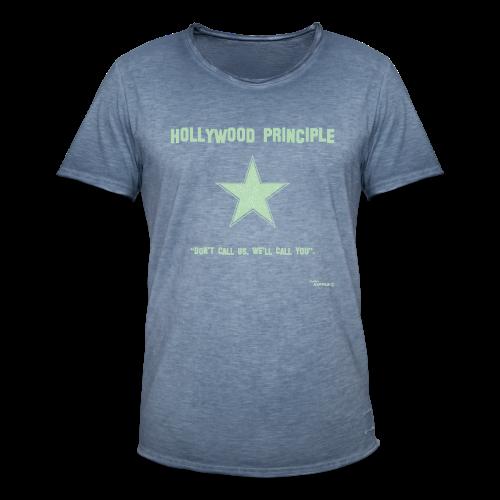 Hollywood Principle - Men's Vintage T-Shirt