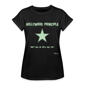 Hollywood Principle - Women's Oversize T-Shirt